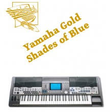 Shades of Blue - Yamaha Gold Style Disk 10