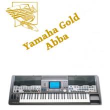 Abba - Yamaha Gold Style Disk 11