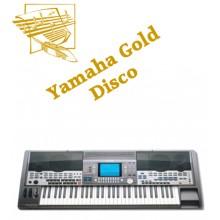 Disco - Yamaha Gold Style Disk 12