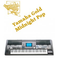 Midnight Pop - Yamaha Gold Style Disk 13