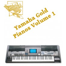 Piano's Volume 1 - Yamaha Gold Style Disk 14