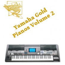 Piano's Volume 2 - Yamaha Gold Style Disk 15
