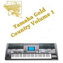 Country Volume 1 - Yamaha Gold Style Disk 3