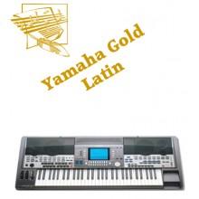 Latin - Yamaha Gold Style Disk 5