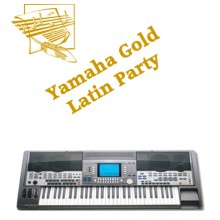 Latin Party - Yamaha Gold Style Disk 6