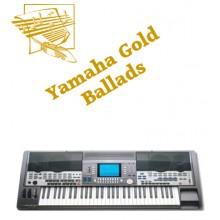 Ballads - Yamaha Gold Style Disk 8