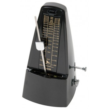 Pyramid Metronome - Black Gloss Style