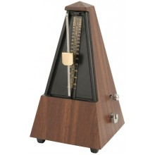Pyramid Metronome - Teak Style